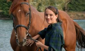 Natáčení Znamení koně